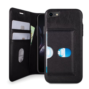 iPhone 8 / 7 - Bond II Vegan Folio Wallet Case