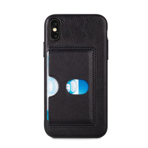iPhone XS / X - Bond II Vegan Folio Wallet Case