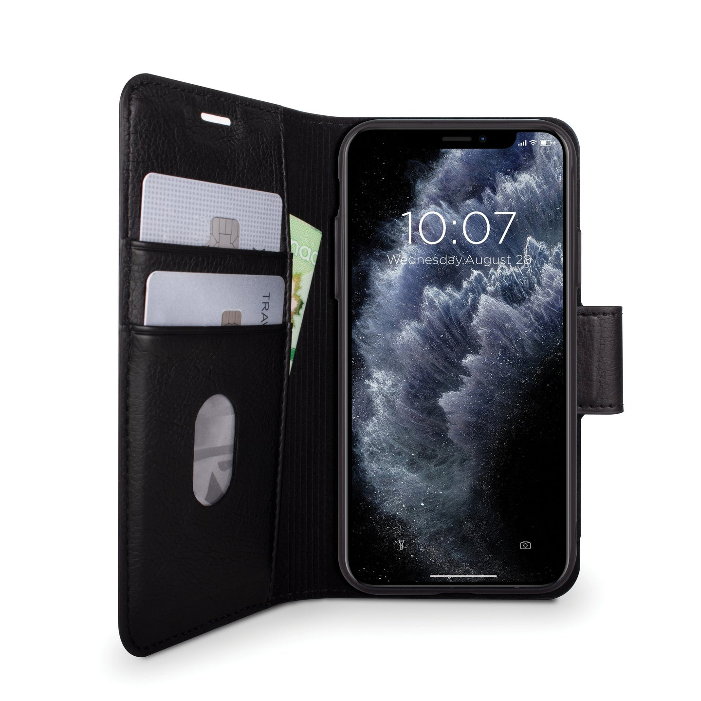 iPhone 11 Pro Max - Bond II Vegan Folio Wallet Case