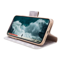 Load image into Gallery viewer, iPhone 11 Pro Max - Park Ave Magnetic Folio Wallet Case