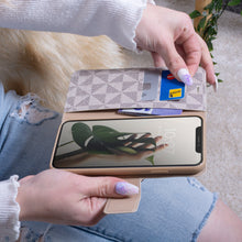 Load image into Gallery viewer, iPhone 11 - Park Ave Magnetic Folio Wallet Case