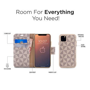 iPhone 11 Pro - Park Ave Magnetic Folio Wallet Case
