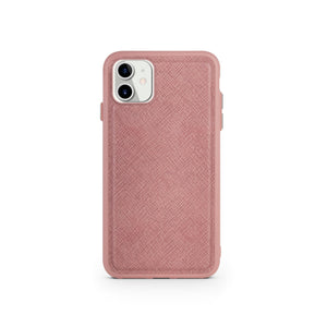 iPhone 11 - Broadway Magnetic Folio Wallet Case - Rose Gold
