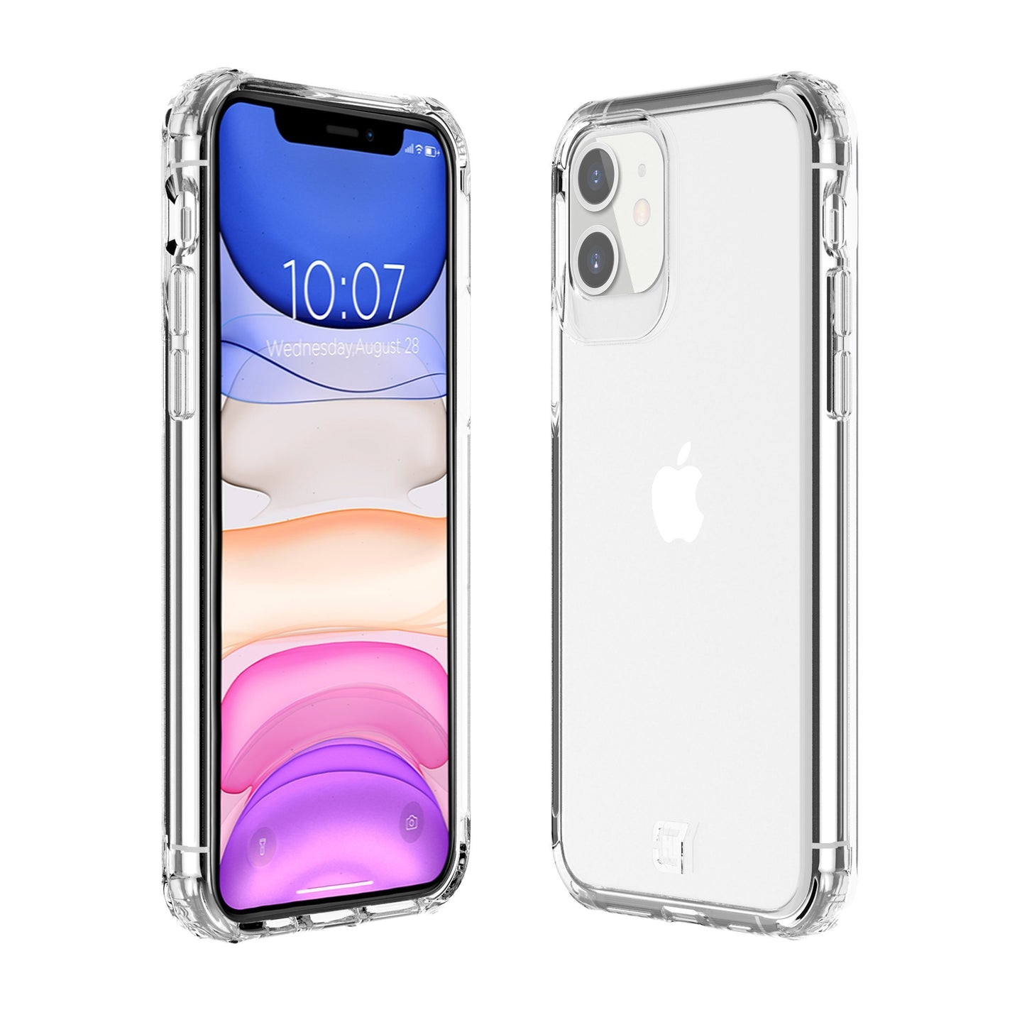 iPhone 11 Slim Clear Protective Case