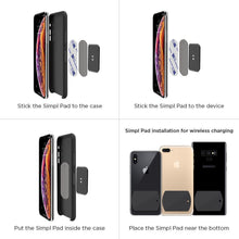 Load image into Gallery viewer, Magnetic Car Dash Mount Holder - With 6 Powerful Magnets