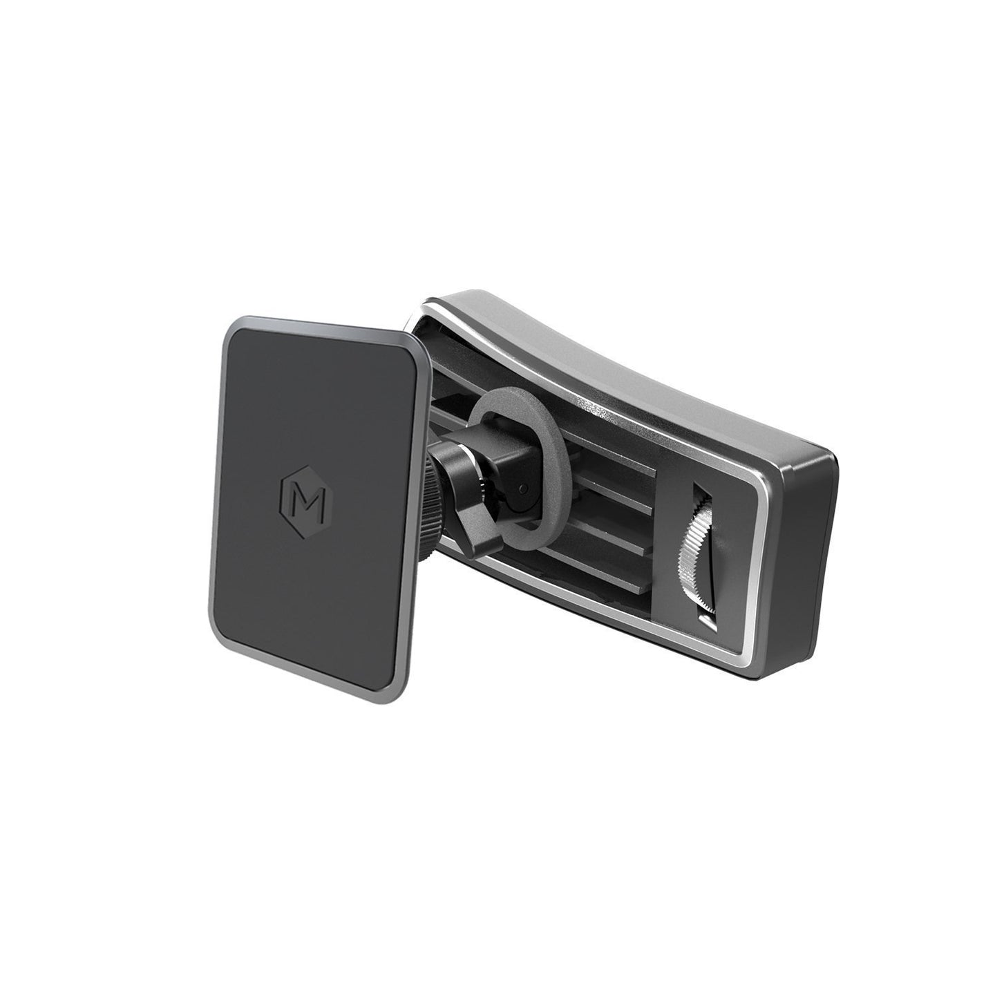 Magnetic Car Vent Mount Holder - With 6 Powerful Magnets
