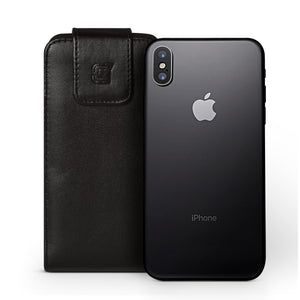 iPhone XS Max - Vertical Holster Pouch
