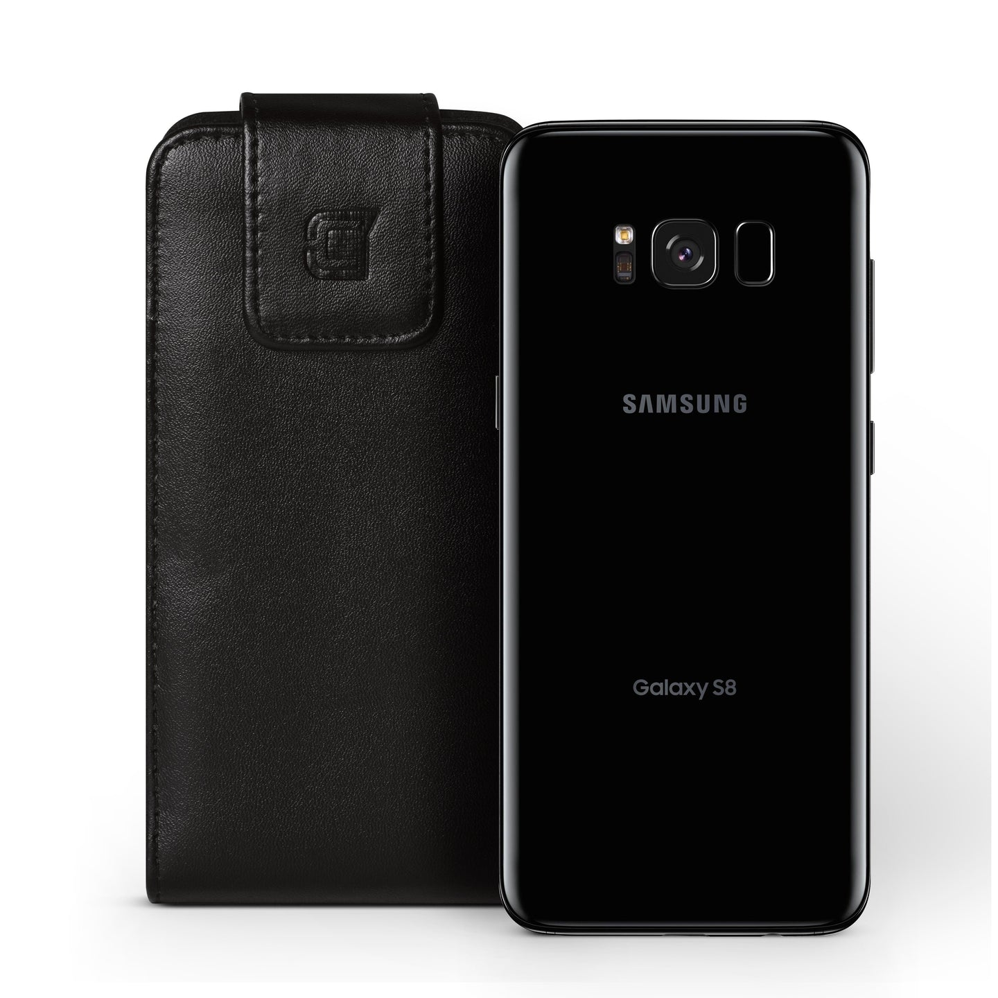 Samsung Galaxy S8 - Vertical Holster Pouch