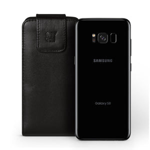 Samsung Galaxy S8 Plus - Vertical Holster Pouch
