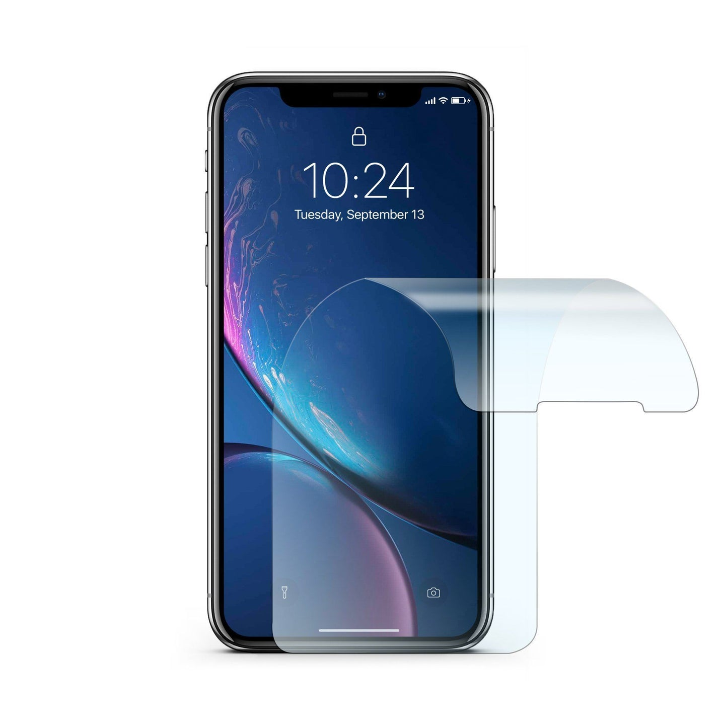 Apple iPhone XS Max Flexible Tempered Glass - Screenflex