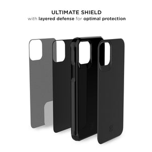 iPhone SE 2nd Generation - Magnetic Case - Black