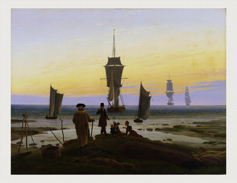 The Stages of Life, Caspar David Friedrich