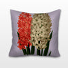 Hyacinth, Needlepoint Cushion, Pillow