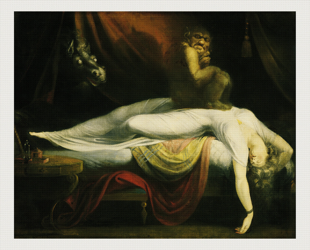 The Nightmare, Henry Fuseli