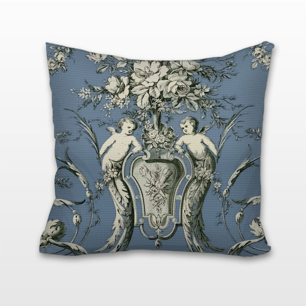 Cherubs - Toile, Cushion, Pillow