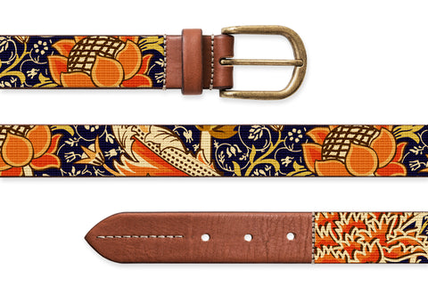 Cray, Needlepoint Belt