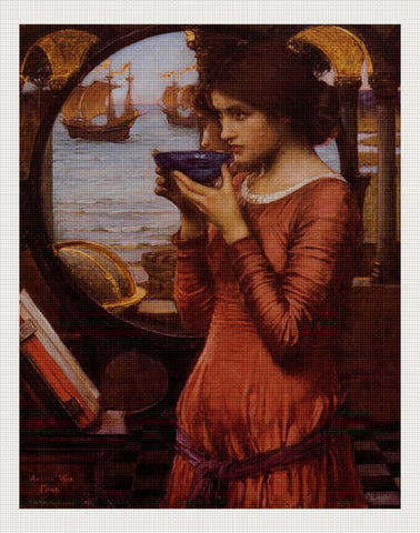 Destiny, John William Waterhouse