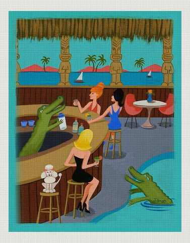 Alligator Bar, Linda Tillman