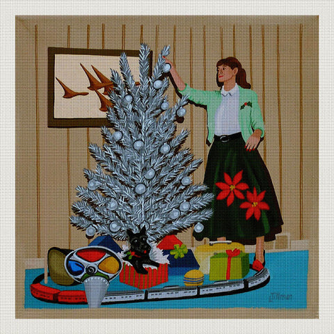 Night Before Christmas, Linda Tillman