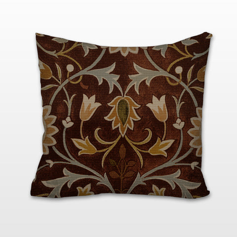 Little Flower Carpet Design, Cushion, Pillow
