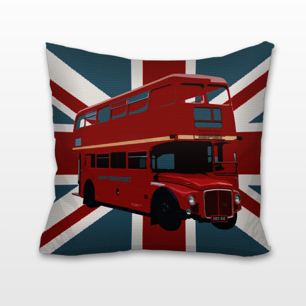 Double Decker, Cushion, Pillow