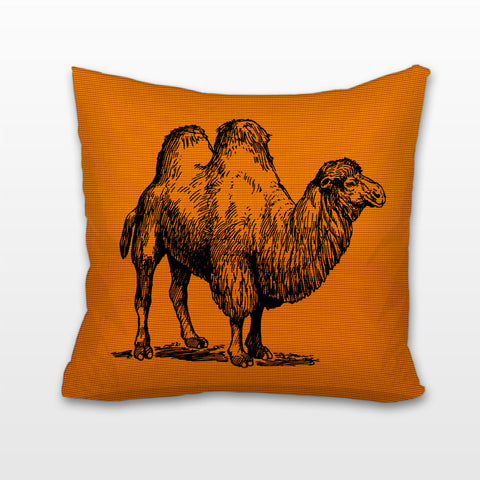 Mr. Camel, Cushion, Pillow