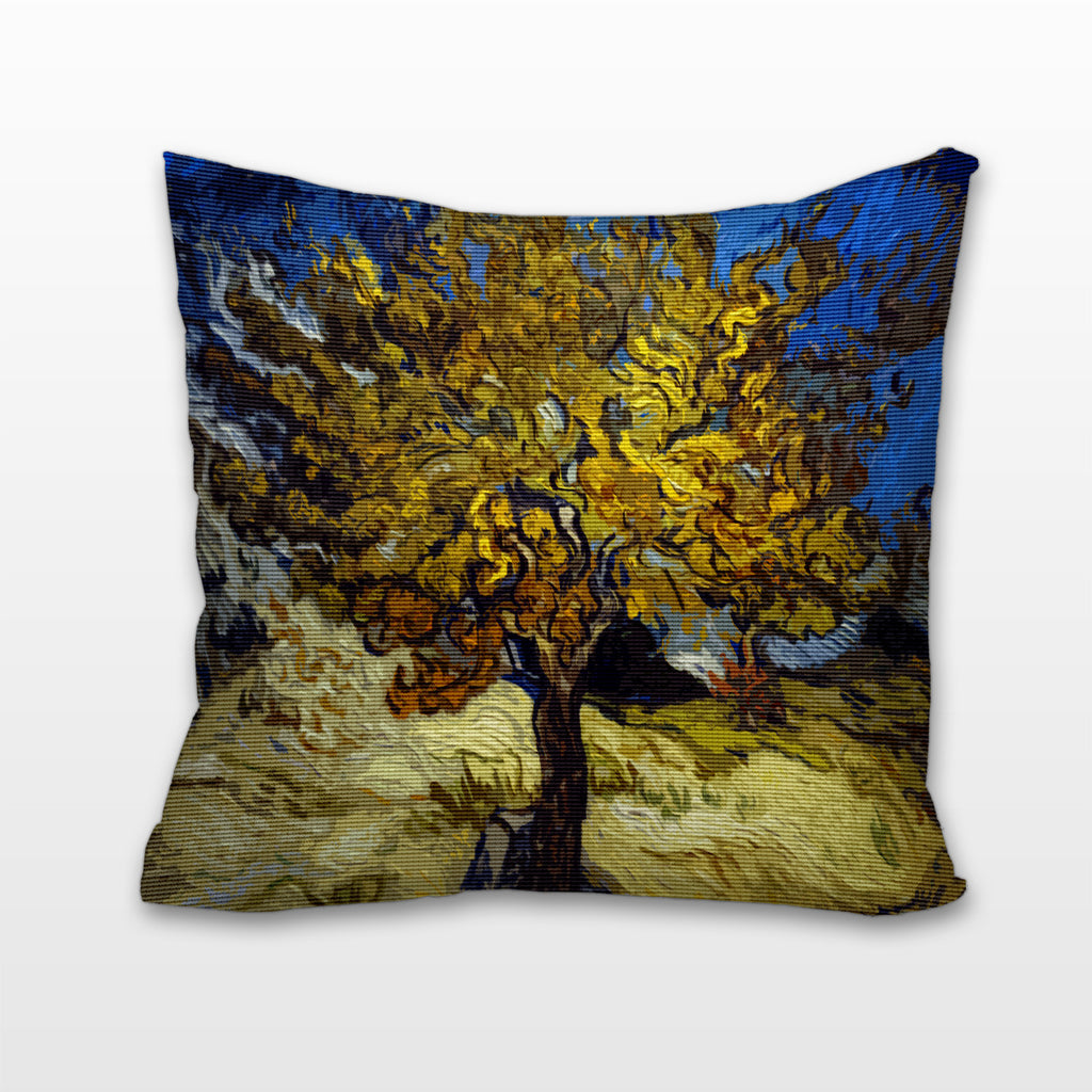 The Mulberry Tree, Cushion, Pillow