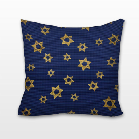 Stars of David, Cushion, Pillow