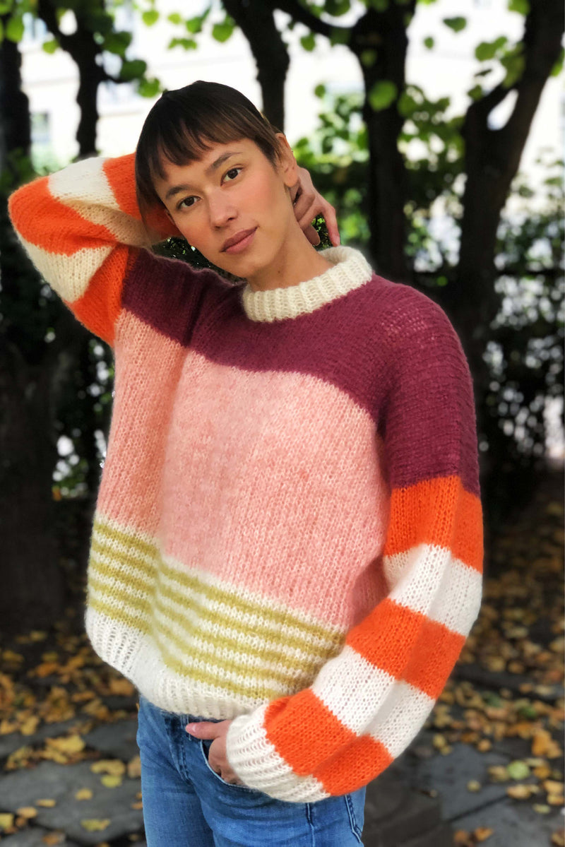 Alex Sweater Mohair Edition