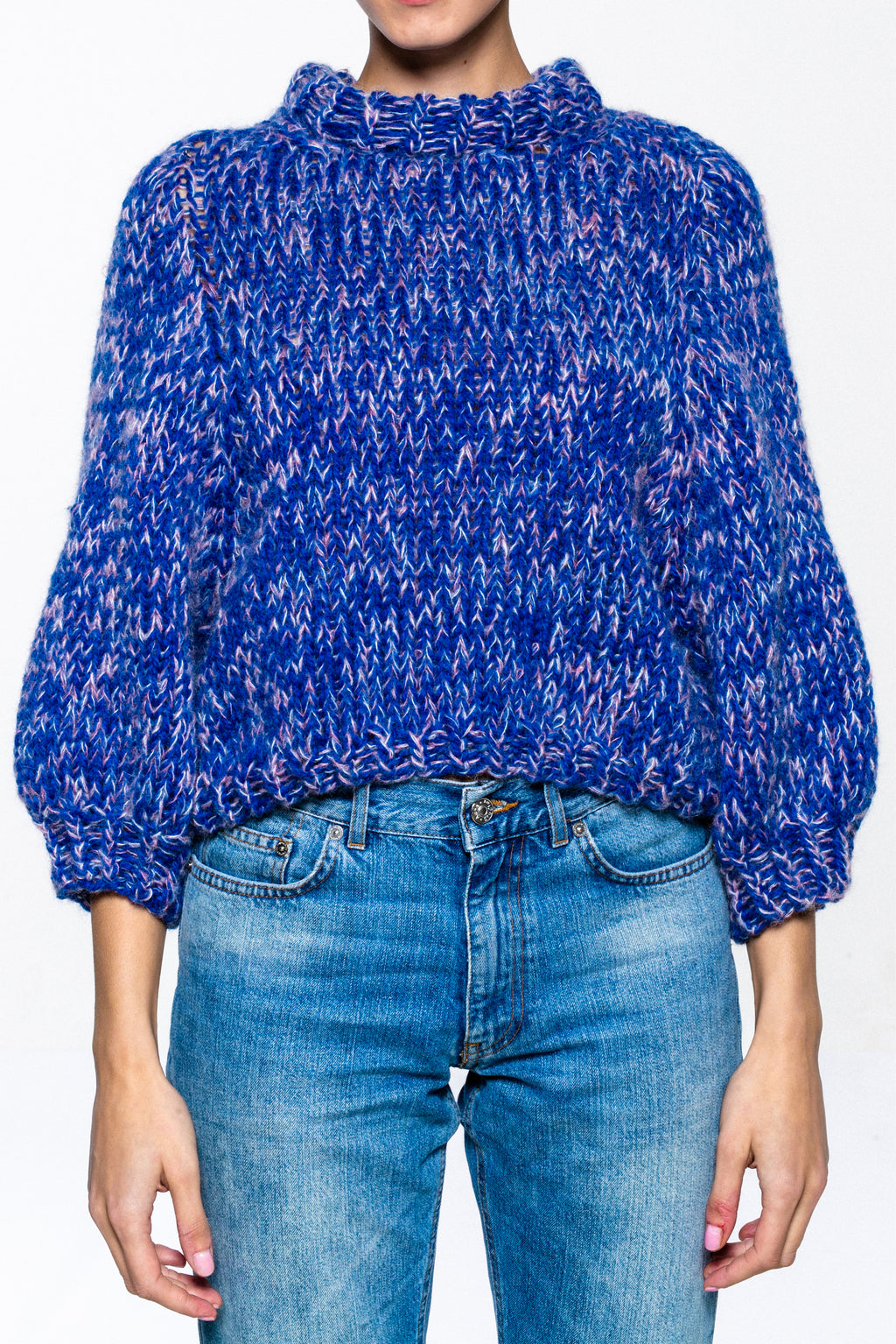 Camille Sweater Blue