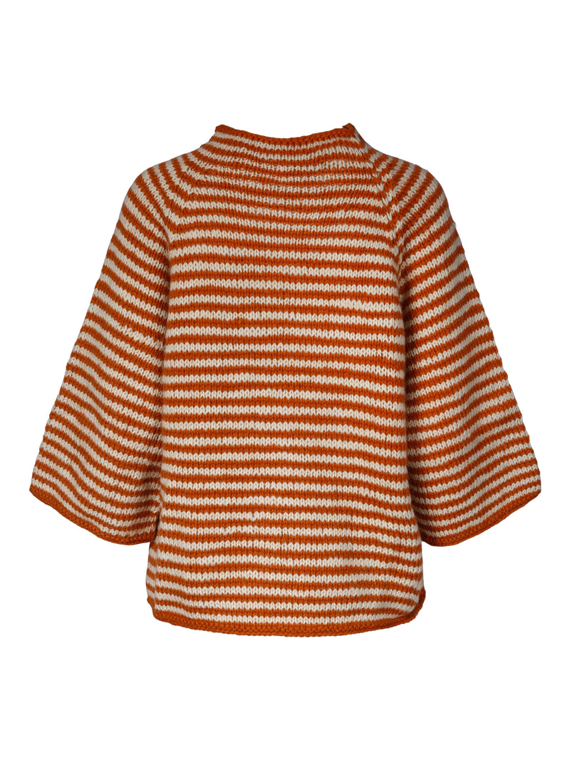 Arja Sweater Orange