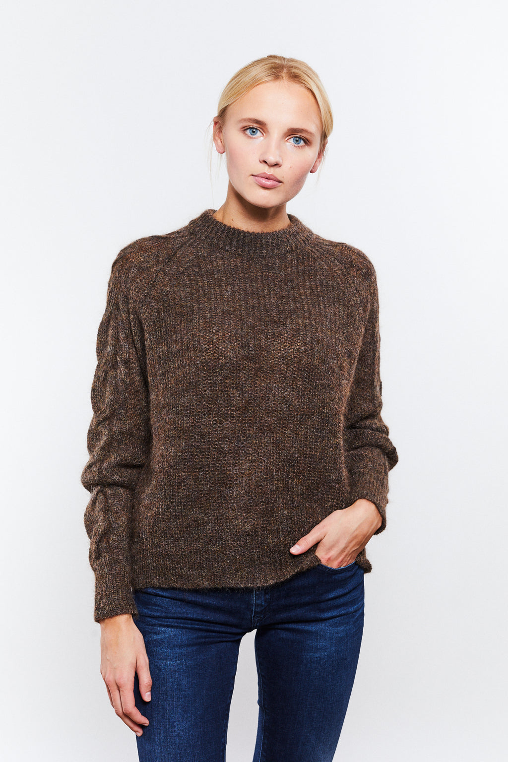Rachel Sweater Brown