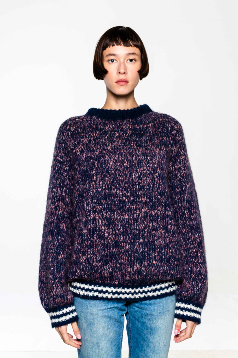Molly Sweater Blue