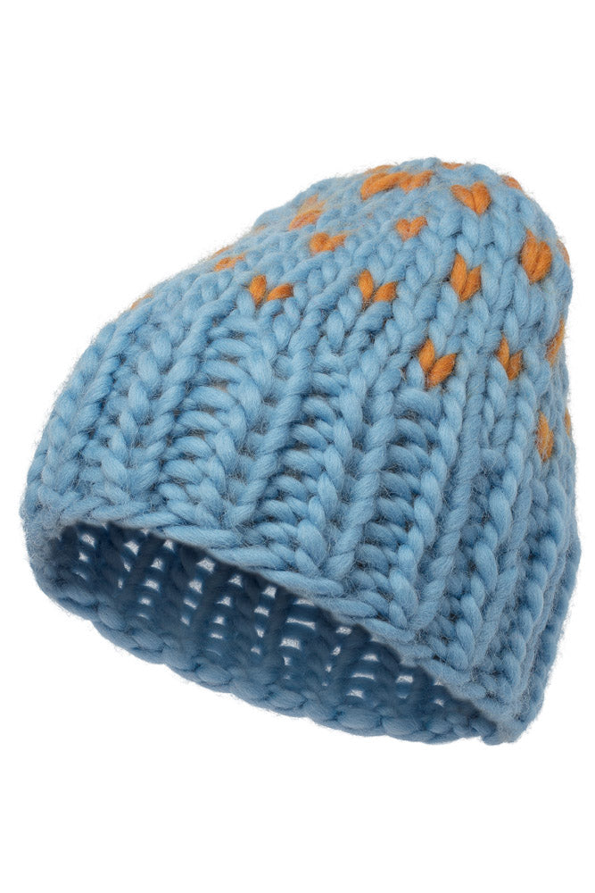 Dottie Hat Blue