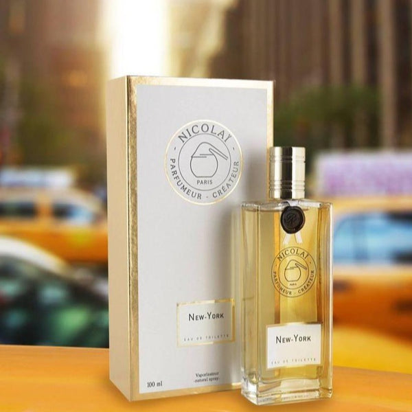 NEW YORK - EAU de TOILETTE