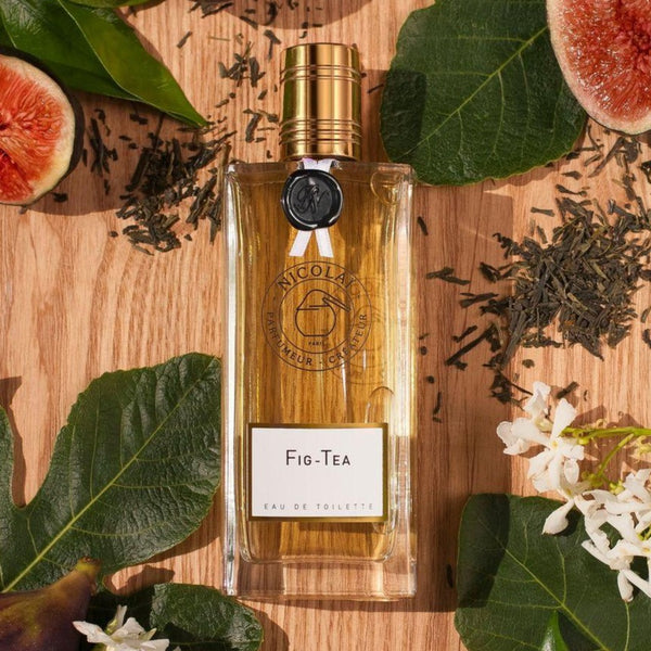 FIG-TEA - EAU de TOILETTE
