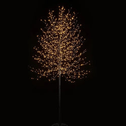 ARBOL LUCES LED
