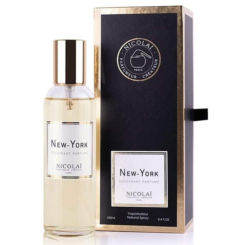 NEW YORK - DEODORANT PARFUM