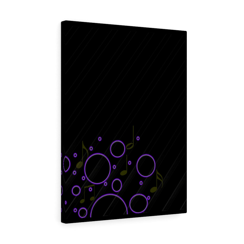 notes-- Gallery Wraps - illustrious designs