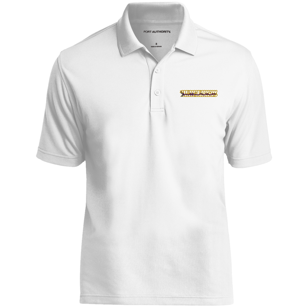 illustrious micro-mesh -- K110 Dry Zone UV Micro-Mesh Polo