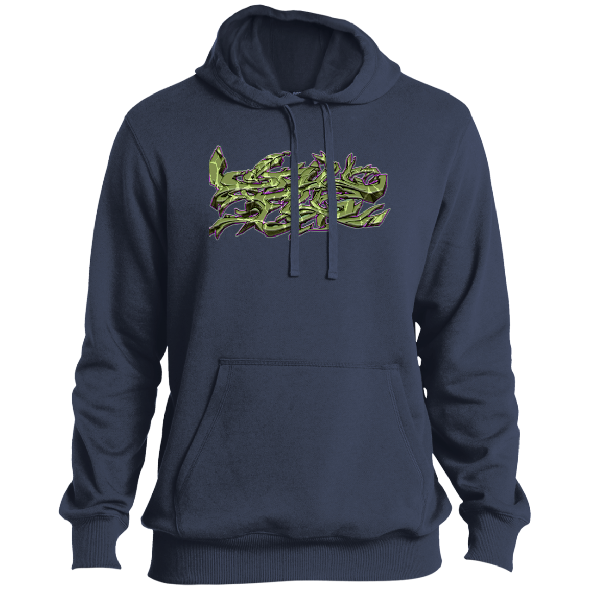 sticky --  TST254 Tall Pullover Hoodie