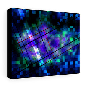 illustrious_designs - space & time _ Canvas Gallery Wraps