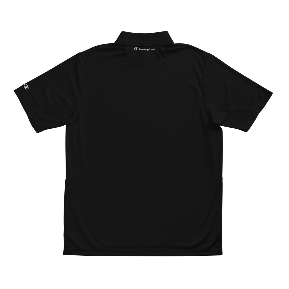 illu$triou$ golf shirt - Men's Champion performance polo
