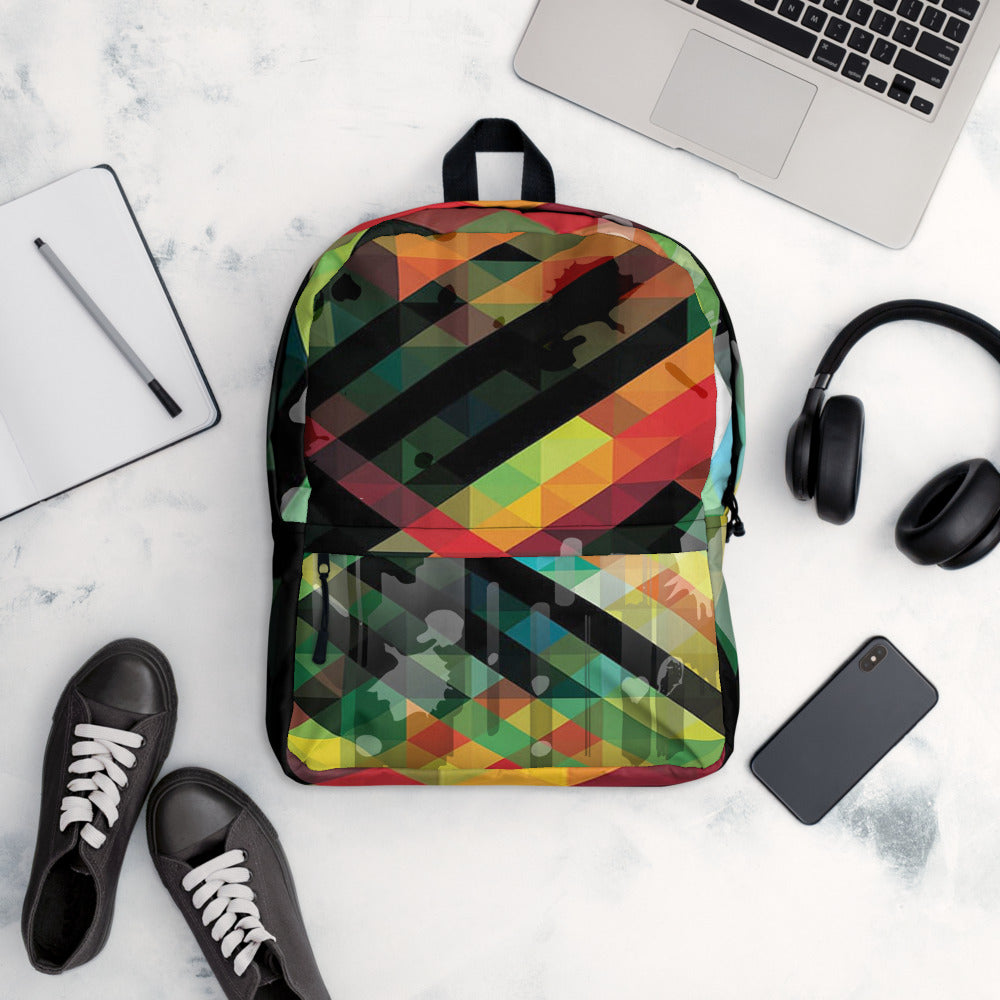 color block - Backpack