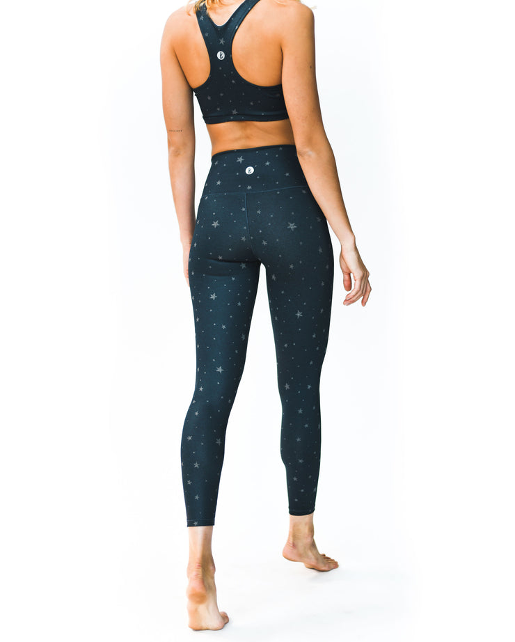 Legging Blue Stars