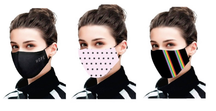 Face Mask 3-Pack