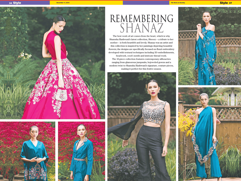 Remembering Shanaz