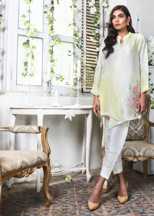 RAW SILK KHARI SHALWAR