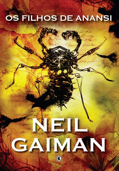 Neil Gaiman Cover