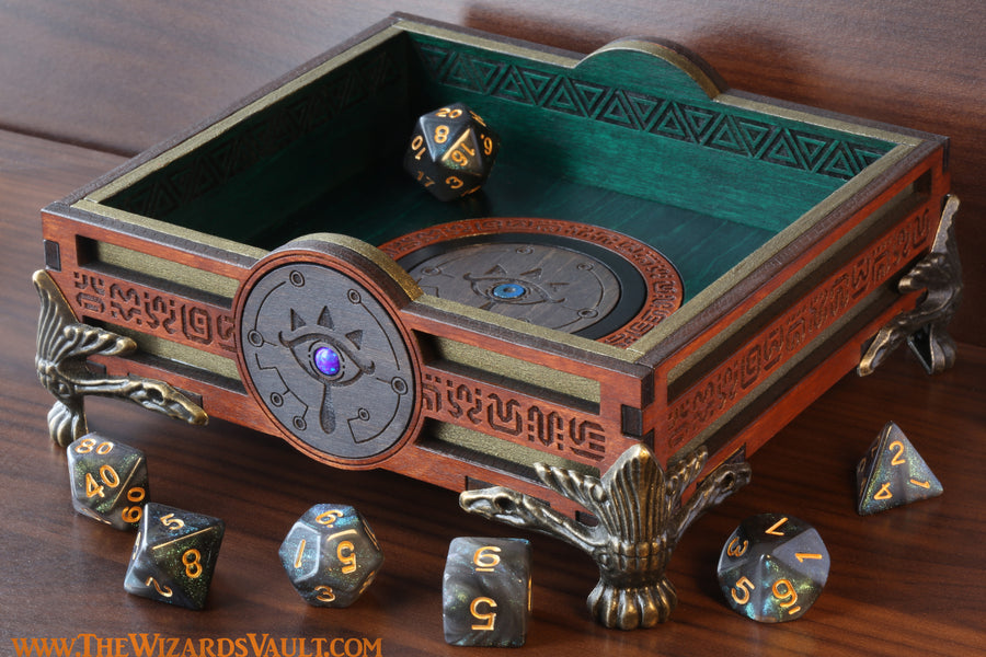 Zelda dice tray - The Wizard's Vault